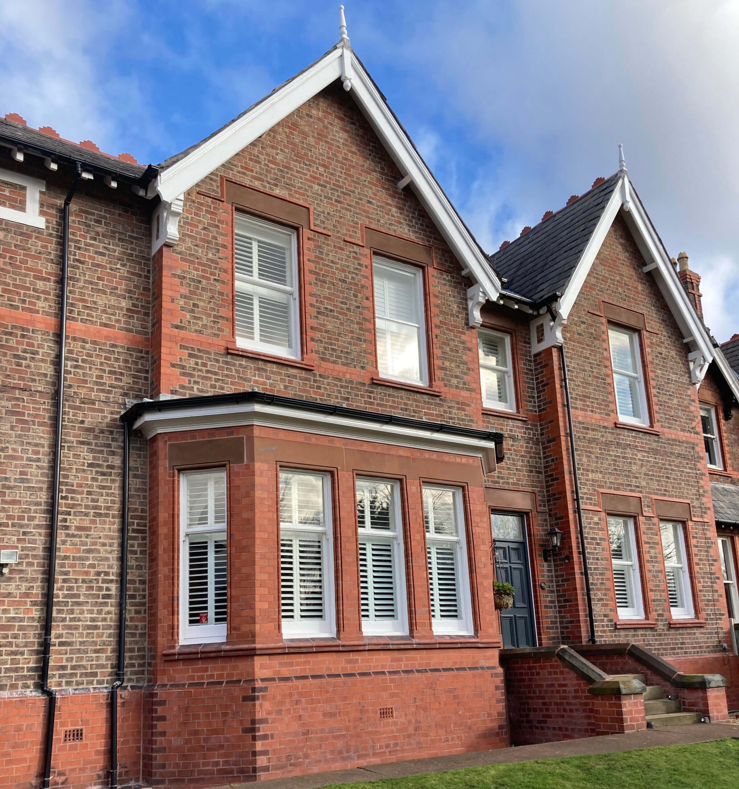 Stone Restoration House Liverpool